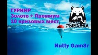 🔴Русская Рыбалка 4👉ТУРНИР 21-05мск. ГОЛД + ПРЕМ РР4 👍РОЗЫГРЫШИ СНАСТЕЙ в чате