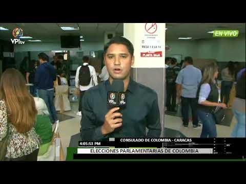 Venezuela - Consul de Colombia en Caracas da por terminado el proceso electoral - VPItv