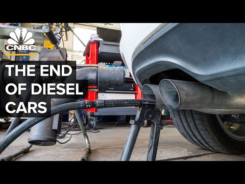 Why Diesel Cars Are Disappearing