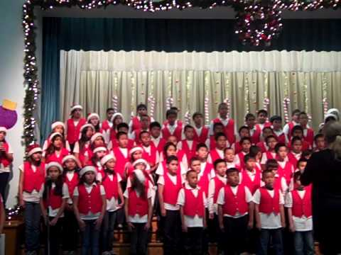 WINTER SONG Gates Street Elementary Chorus