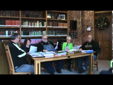 3-17-2016 Camden Council Meeting