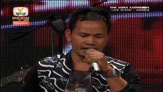 The Voice Cambodia - Semi Final - Live Show - 09-11-2014 - វគ្គពាក់កណ្តាលផ្តាច់ព្រ័ត្រ A 6