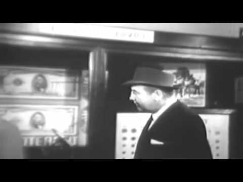 U.S. Secret Service Agent, circa 1954 Broderick Crawford full