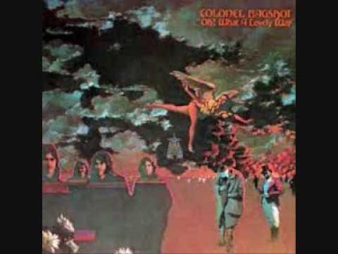 Colonel Bagshot - Ho! What A Lovely War - 1970 - (Full Album)