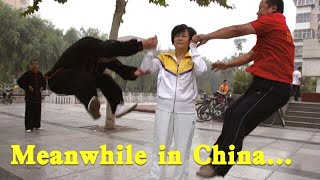 This week on Martial Arts in China