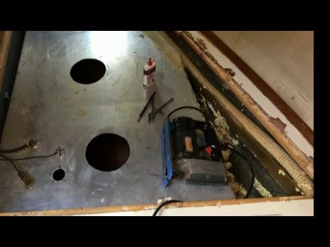 """""""A New Boat""""-- Part 3 (""""Fuel Tank Inspection Ports"""")"""