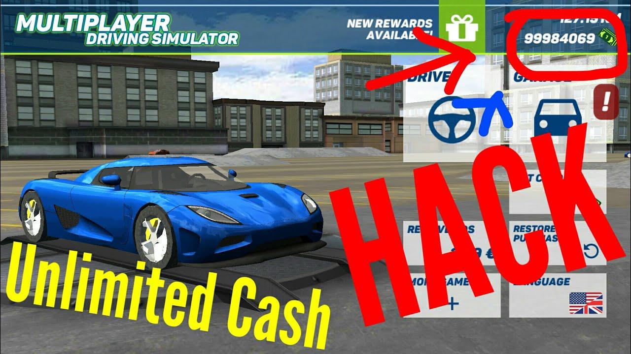 multiplayer driving simulator mod