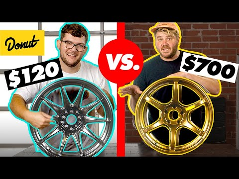 $1,000 vs $3,700 Wheels and Tires | HiLow