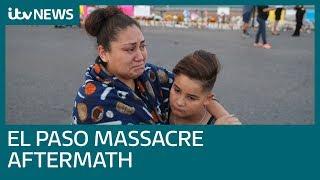 Donald Trump faces criticism after Dayton and El Paso massacres | ITV News