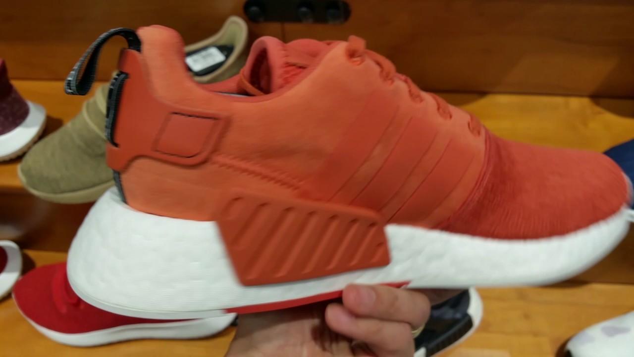 Latest New Adidas Originals NMD R2