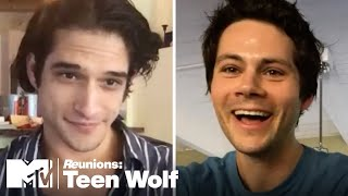 Teen Wolf 9-Years Later | MTV Reunion