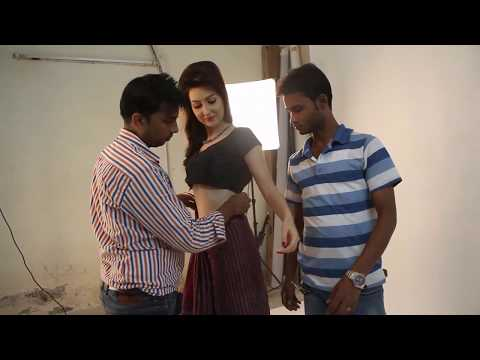 Draping a Saree for Ecommerce Shoot (This is not a Tutorial)