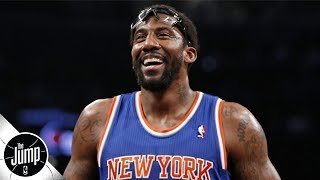 Amar'e Stoudemire is considering a comeback | The Jump