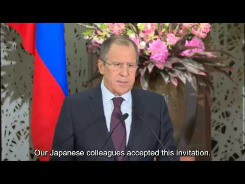 Lavrov on Kuril Islands: We will allow few Japanese to visit the islands without visa