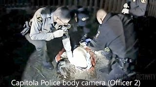 Raw Bodycam Video Shows Teen High On LSD Fatally Shot By Deputy