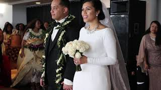 Chris & Mokiana Tauteoli Wedding Reception