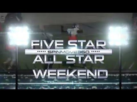 2014 Five Star Football All Star pt1
