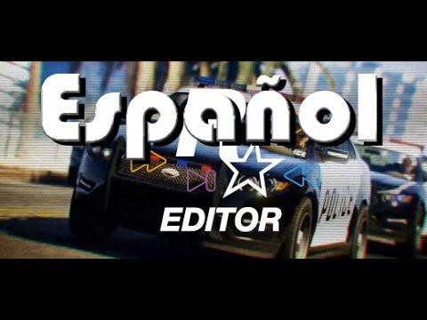 Como usar el editor Rockstar GTA V - Español 2016