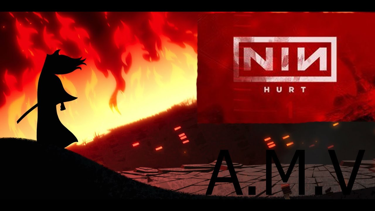Samurai Jack [AMV] - Hurt- Nine Inch Nails - YouTube