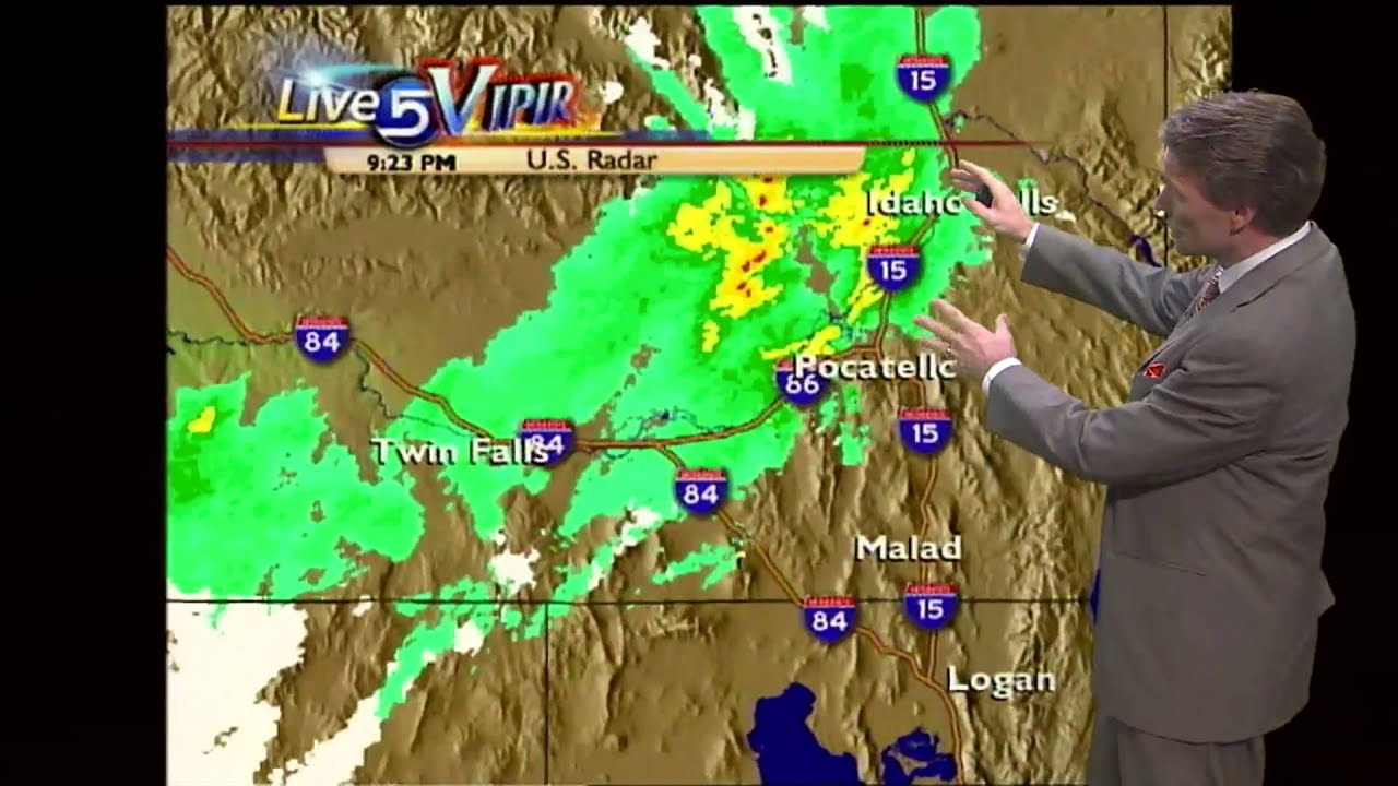 Ksl Weather Map.Dan Pope Weather 10 Pm Ksl Tv 4 22 2010 Youtube