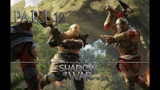 Middle Earth Shadow of War Gameplay Walkthrough Part 12 - THE FIGHT PITS!!!