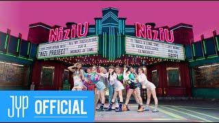 Gambar cover NiziU 『Make you happy』 M/V Teaser 1