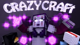 "Minecraft | CrazyCraft - OreSpawn Modded Survival Ep 70 - ""ANTI GRAVITY SPACE MOD"""