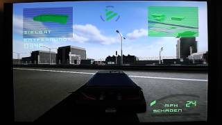 Knight Rider - The Game | Training (Deutsch) PS2 HD #1