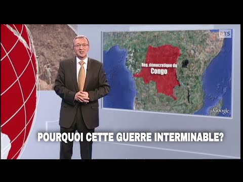 🇨🇩 RÉPUBLIQUE DÉMOCRATIQUE DU CONGO: POURQUOI CETTE GUERRE INTERMINABLE?