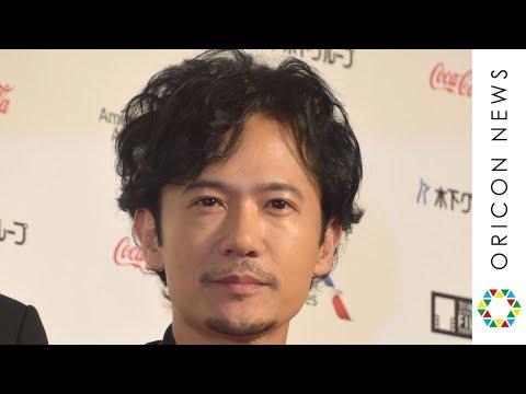 稲垣吾郎、映画『半世界』への想いを明かす「観ていただけるのを楽しみにしている」 『第31回東京国際映画祭』