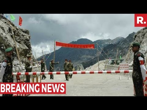 Chinese Army In Uttarakhand - Retreats In 2 Hours