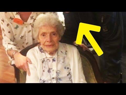 Diese 87-Jährige kriegt zum Geburtstag das, was sich Millionen Frauen wünschen 😮