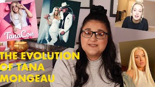The Evolution of Tana Mongeau and Her Content