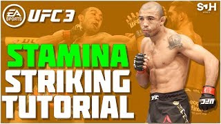 How To Win More Online Fights - Stamina Striking - UFC 3 Tips And Tutorial (2018)