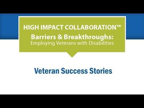 Veteran Success Stories