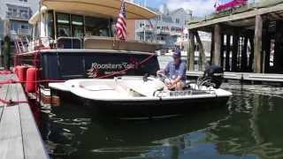 Sabre 48 / Boston Whaler 11'