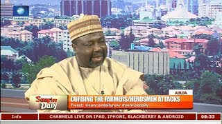 Benue Killings: Nazifi Questions Internal Security Mechanism,Calls For Prosecution Pt.3