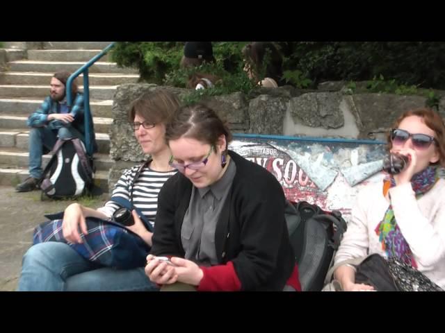 Náhled videa: Vlakem