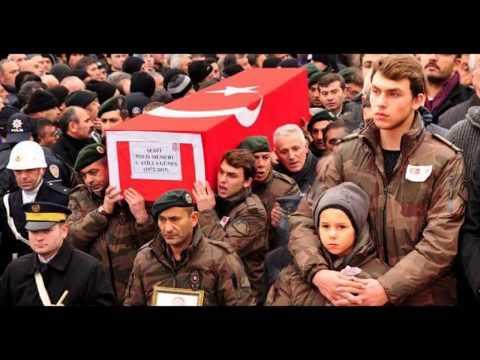 Şehitler Anısına - Şehit Türküsü - Eledim Eledim Asker Eyledim