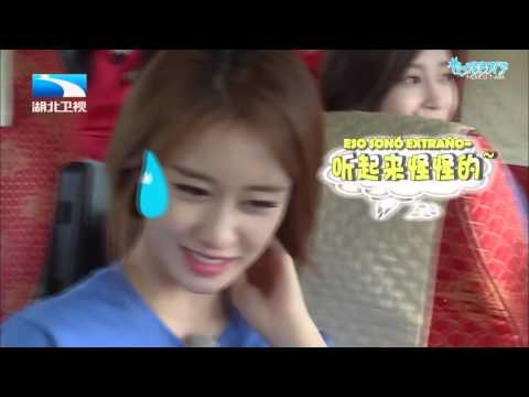 """SUBESP II T-ARA Hyomin, Soyeon, & Jiyeon - """"Let's Go Together"""" Parte 2"""