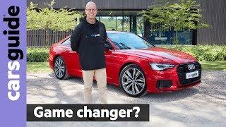 Audi A6 2020 review