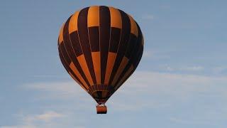 Полёт на воздушном шаре и падение трейлер