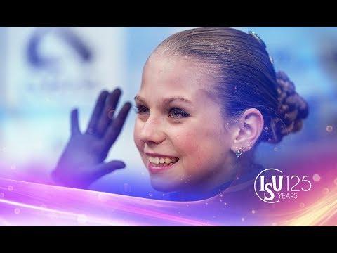 Qualified Ladies ISU Junior Grand Prix Final | #JGPFigure