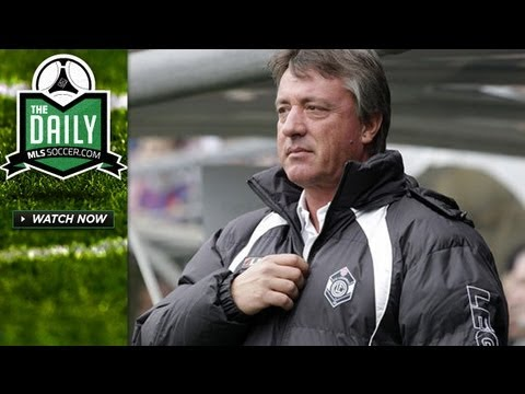 Montreal's New Coach, USMNT Call-Ups, WC Qualifying Venues - The Daily 1/7