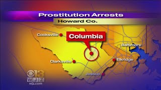 Md. Police Arrest 11 Men For Soliciting Prostitution In Undercover Operation