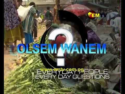 Olsem Wanem – Road Infrastructure in Papua New Guinea | Episode 4 Season 8
