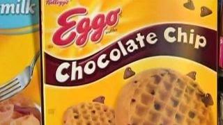 Kellogg recalls Eggo waffles over listeria concerns