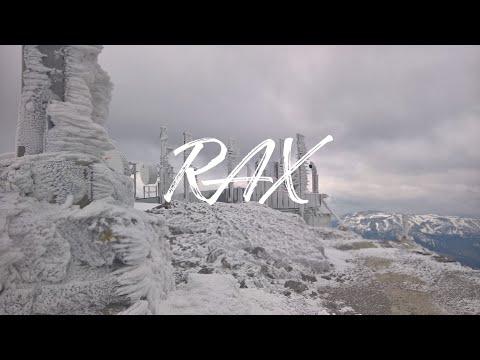13.-16.4.2017 Rakousko, Rax