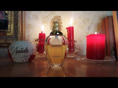 Обзор аромата Givenchy - Amarige || Свадебные цветы