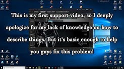 Skyrim Special Edition Wont Run From Launcher *FIX*!!!